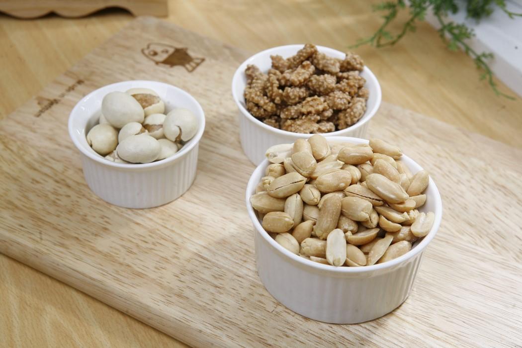 El consumo habitual de frutos secos reduce el colesterol y los triglicéridos