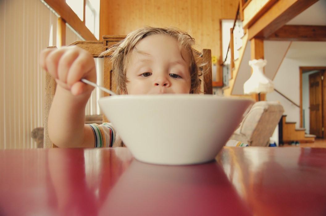 Obsesionada con lo que come tu hijo