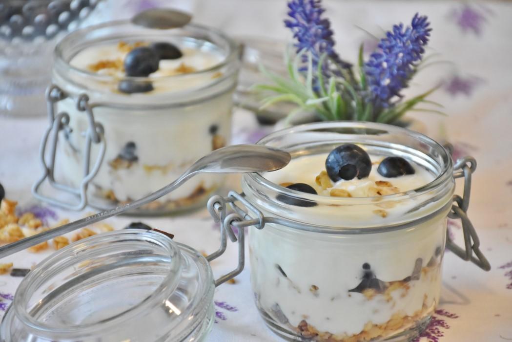 Los beneficios del yogurt