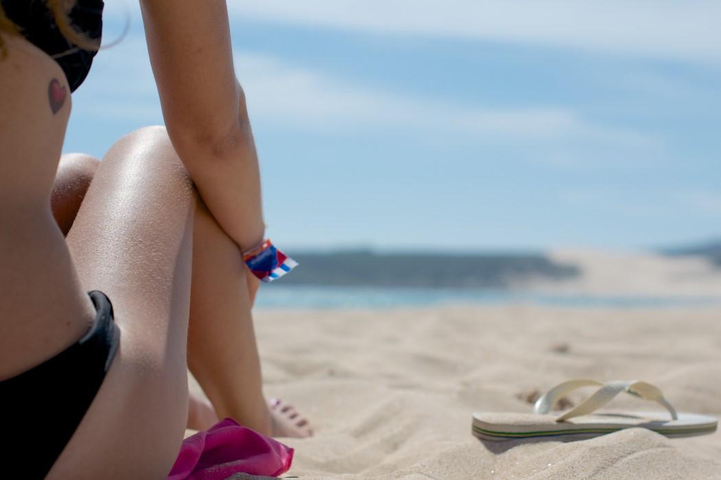 piel verano