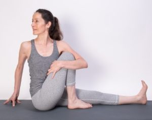 Yoga para el dolor de espalda 1