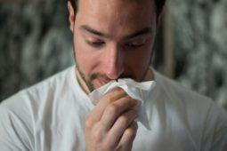 alergia en otoño