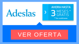 Oferta Adeslas 3 meses gratis
