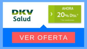 oferta dkv 20 por ciento